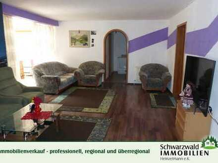 Großzügige 4,5-Zimmerwohnung in Alpirsbach!!