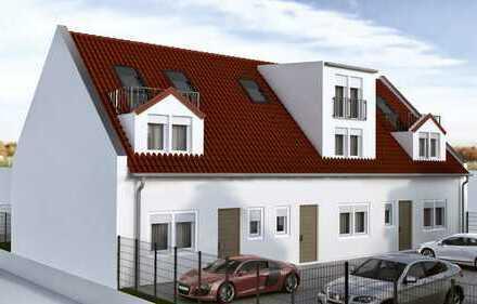 Neubau: Wohnen in schönem Altstadt-Ensemble von Büttelborn mit hervorragender Ausstattung