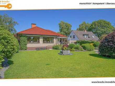 Flbg.-Westliche Höhe! Schönes EFH mit Garten und Terrasse in S/W-Ausrichtung! Garage, Keller, uvm.!