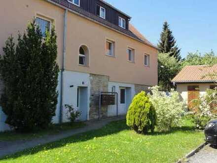 Helle, modernisierte 2-Zimmer-Wohnung in Bannewitz OT Goppeln