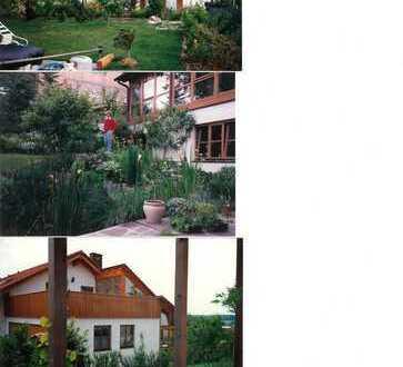 Sehr Schöne ruhige 3-Zimmer-Dach Atellier Wohnung in Hanglage mit Fernblick in die Berge