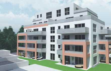 Neubau 4-Zimmer-Penthouse-Wohnung im 5. OG (Nr. 57) in ruhiger, zentrumsnaher Lage
