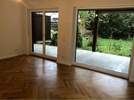Renovierte 3-Zimmer-Wohnung mit großer Terrasse