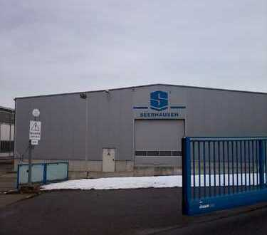Vielseitige Produktions- & Lagerhallen provisionsfrei zu vermieten
