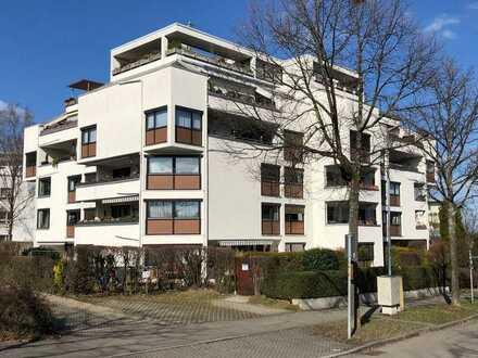 4,5-Zimmer-Wohnung mit Balkon