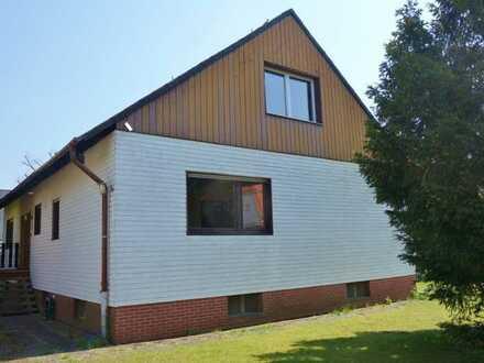 Familienfreundliches Einfamilienhaus mit ausgebautem Dachgeschoss
