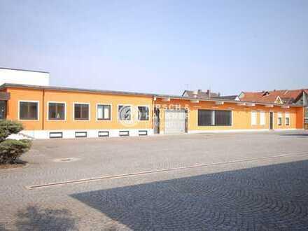 Für den Unternehmer! Produktions-/Lagerhalle mit verbundenem Bürotrakt, Neumarkt - Regensburger...