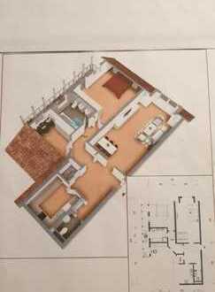 Freundliche 3,5-Zimmer-DG-Wohnung mit Balkon und Einbauküche in Haigerloch-Stetten