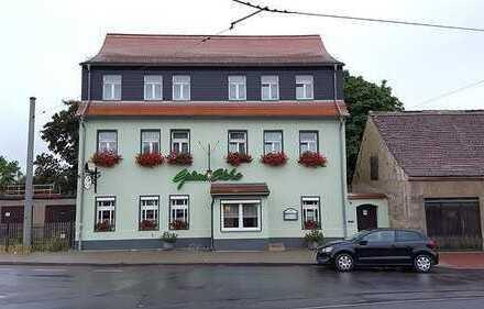 Markkleeberg, Gasthof + Ferienwhg.