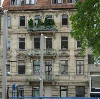 MA-OSTSTADT: Büro/Praxis/Kanzlei 220m²/7 Zimmer in stilvoll-repräsentativem Altbau