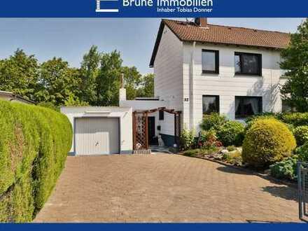 BRUNE IMMOBILIEN - Bremerhaven-Eckernfeld: Idealer Pärchenhaushalt