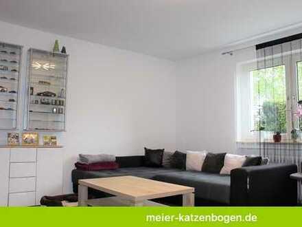 3 Zimmerwohnung mit Garten und Stellplatz in der Berliner Straße
