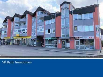 Leverkusen-Manfort: Kapitalanlage langfristig vermietetes Ladenlokal