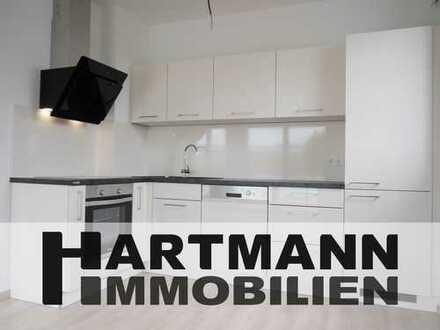 Schicke 3-Zimmer-Dachgeschosswohnung ohne Schrägen im Neubau-Erstbezug!