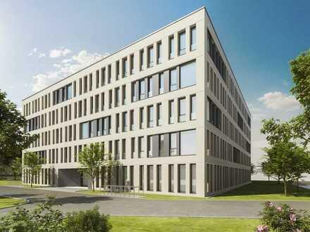 Moderner Büroneubau - hochwertige & nachhaltige Büroflächen im Nürnberger Norden
