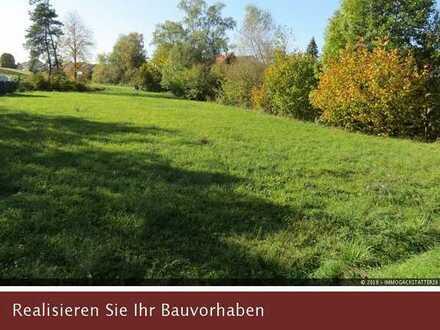 Idyllisches Baugrundstück in Steinbach - Ortsteil von Frankenhardt