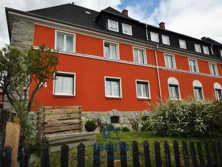 Attraktive 4-Zimmerwohnung mit eigenem Garten als Anlageimmobilie!
