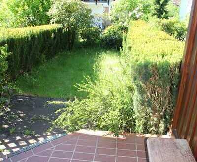 Anlagewohnung mit Garten nahe Kurpromenade zu verkaufen