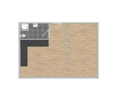 *1 Zimmer-Wohnung inkl. Küche* Wohnen im Zentrum von Calw