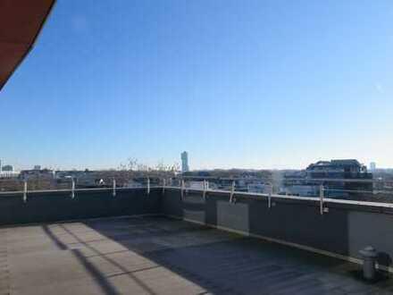 Über den Dächern von Bochum: Exklusives Loft mit hochwertiger Ausstattung und Aufzug in die Wohnung!