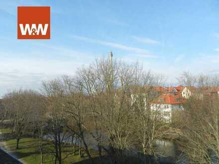 Braunschweig: City-Wohnung an der Oker! 3-Zimmer-Wohnung mit Loggia ab sofort frei.