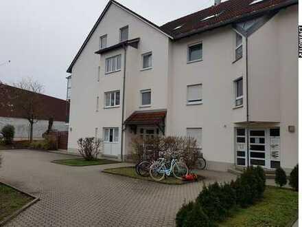 Schöne, gepflegte 2-Zimmer-Wohnung in Dillingen