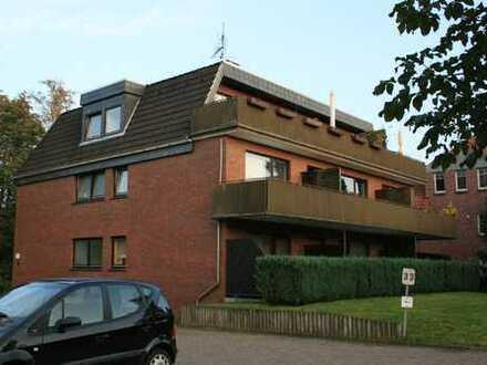 Helle 2-Zimmerwohnung in Stadtnähe mit Balkon und Badewanne!