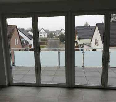 Neuwertige 2-Zimmer-Dachgeschosswohnung mit Balkon und Einbauküche in Weilerswist