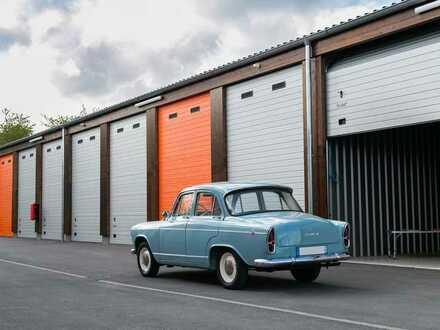 Moderne XXL Garagen & Lagerräume zu vermieten | Günstig & einfach zu mieten