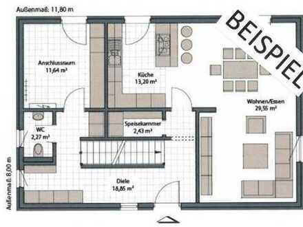Ein Traumhaus - ein Energiesparhaus?
