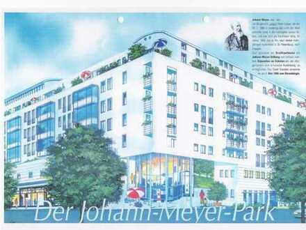 Gepflegte 1-Zimmer-Wohnung mit EBK in Dresden
