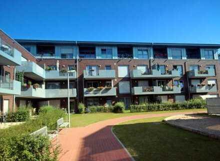Moderne Neubauwohnung Erdgeschoss mit Gartenanteil