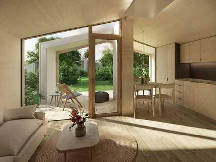"""Ferienhaus Tiny-House Typ """"Elbo"""""""