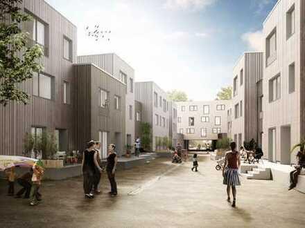 Hallenbad-Quartier! 4-Zimmer-Wohnung (Nr. 11) im Portalhaus