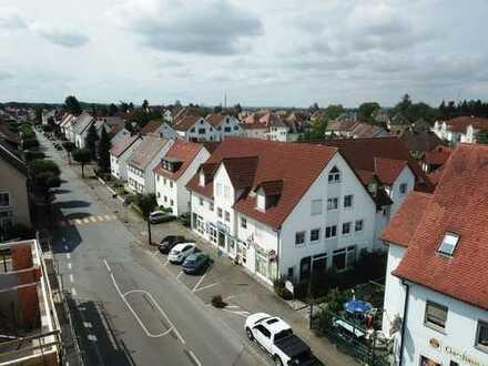 Zentral in Laupheim gelegen! Gewerbeeinheit mit Umgestaltungsmöglichkeiten zur Wohnung