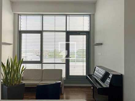 Moderne Bürofläche mit Terrasse sucht neuen Mieter