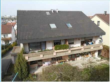 Moderne 5 Zimmer Wohnung im EG , ca. 140m² mit grosser Terrasse und eigenem Garten