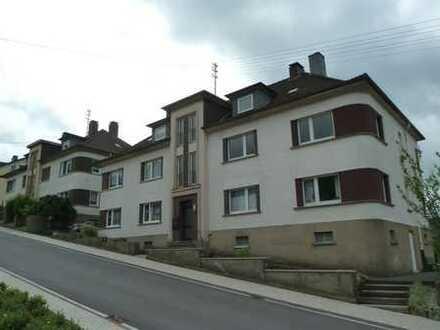 schöne, großzügige Wohnung mit Balkon in guter, ruhiger und zentrumsnaher Lage in Kreuztal