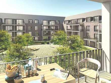 Fantastische 3-Zimmer-Wohnung mit besonders schönem Grundriss