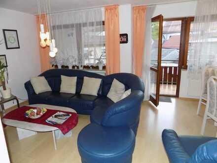 Gut geschnittene 3-Zimmer-Wohnung mit großem West-Balkon