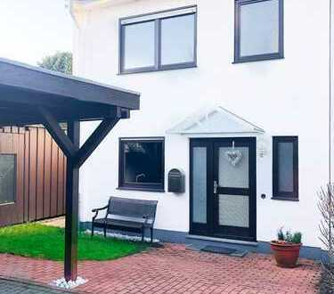 Umziehen - fertig - los - Doppelhaushälfte: 1.150 €, 140 m², 5 Zimmer
