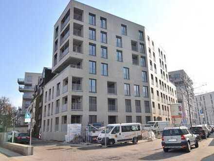 Neubau-Wohnung mit direktem Blick auf die Donau!