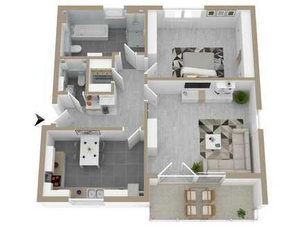 Wohnung 3 - Haus 3