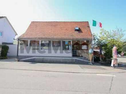 Schönes Restaurant mit Terrasse im westlichen Bodenseekreis - mit Ausbaugenehmigung für Wohnfläche