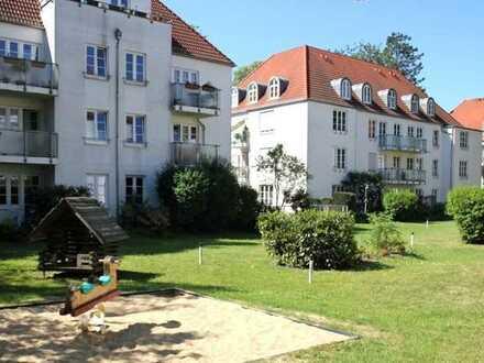 Vermietete Balkonwohnung inkl. TG-Stellplatz am Lindenpark von Babelsberg