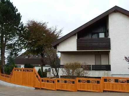 Großes Einfamilienhaus / Family Home in Ortsrandlage Weil der Stadt