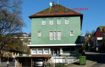 Charmante 3-Zimmer Dachgeschosswohnung
