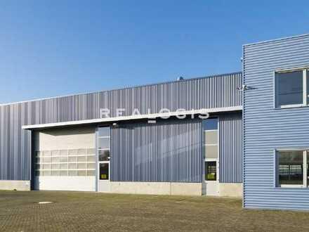 Lager-/ Produktionsfläche inklusive Kranbahn zu vermieten!