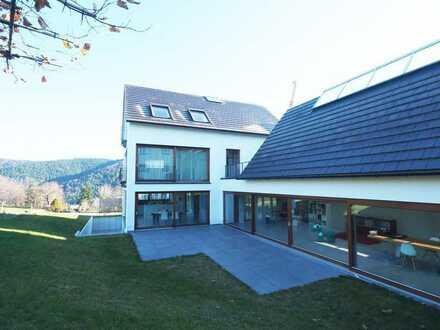 Traumhafte Aussichten in und aus Designer-Villa in Horben