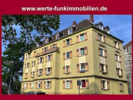 Behaglich-praktisch-funktional! Klassische 2-Zimmerwohnung in zentraler Lage von Darmstadt